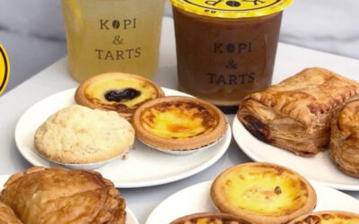 Kopi & Tarts – The Local Kopi & Tarts Franchise