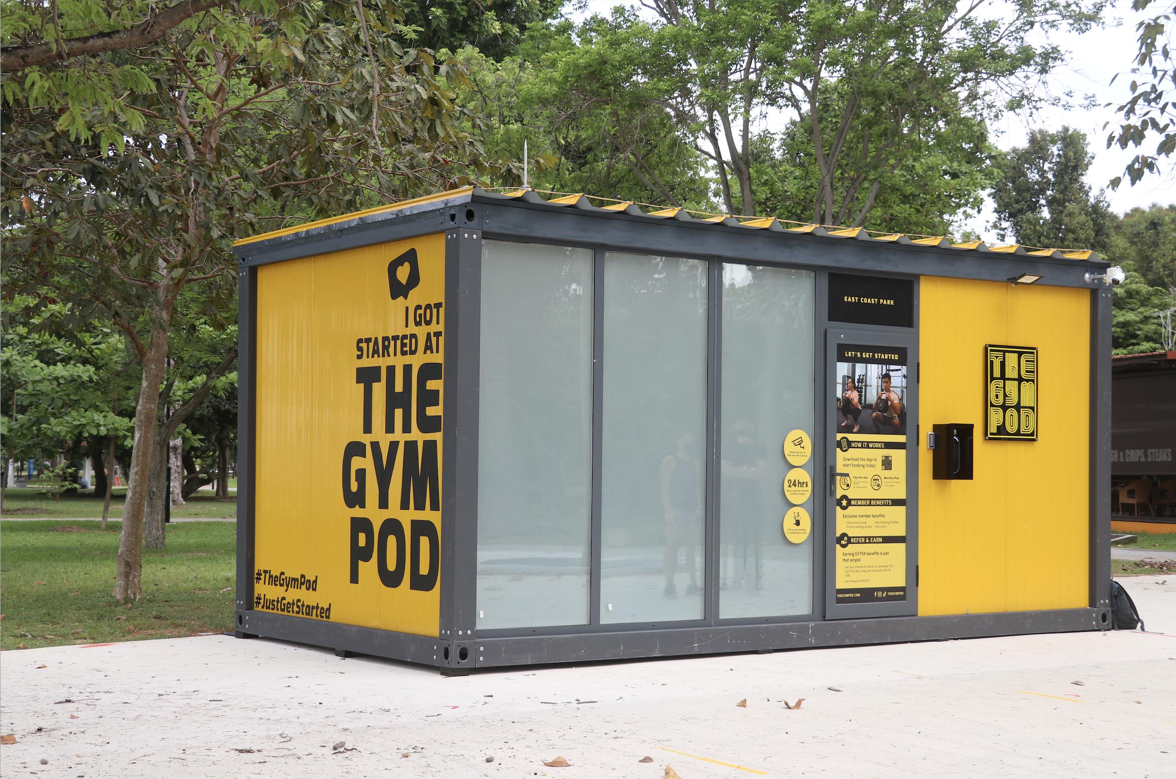 Gym Pod